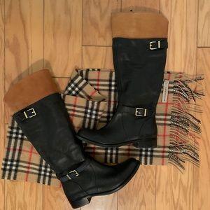 GIANNI BINI two-tone Boots!